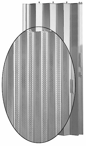 Series 640 740 Residential Elevator Woodfold Accordion Gates